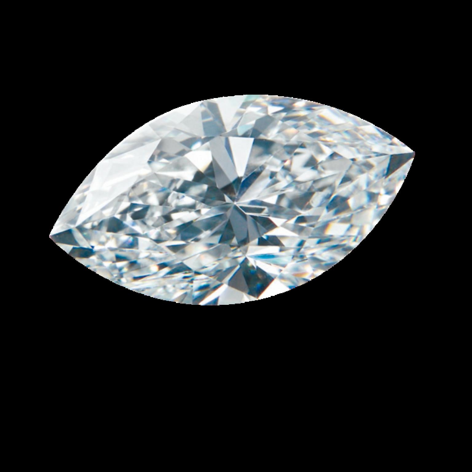 GASSAN Diamonds Marquise cut diamond