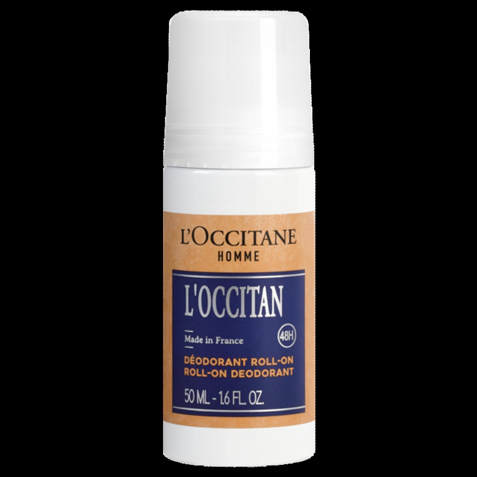 L'Occitane Men L'Occitane Deodorant Roll-On 50ml