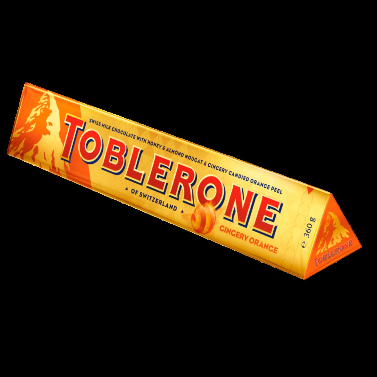Toblerone Gingery Orange 360g