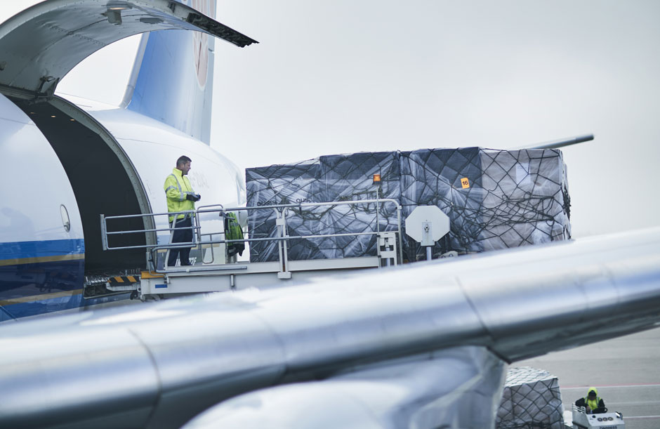 Exports To Asia Boost Schiphol Cargo To A Record 1.75 Million Tonnes In 2017