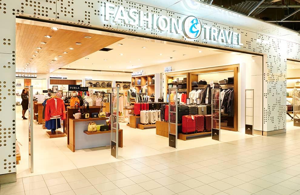 Schiphol | Fashion & Travel