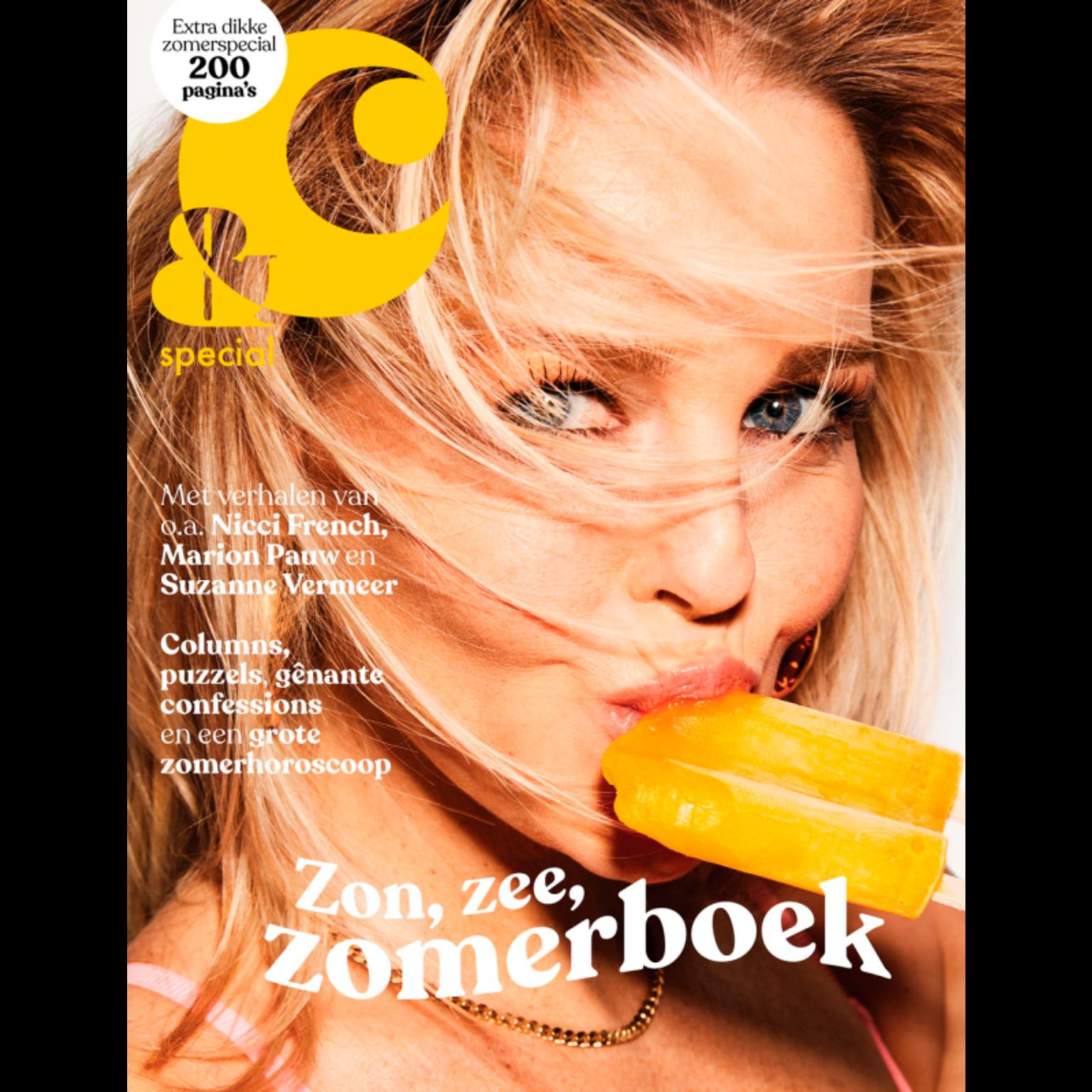 &C Fijne Foute zomerboek