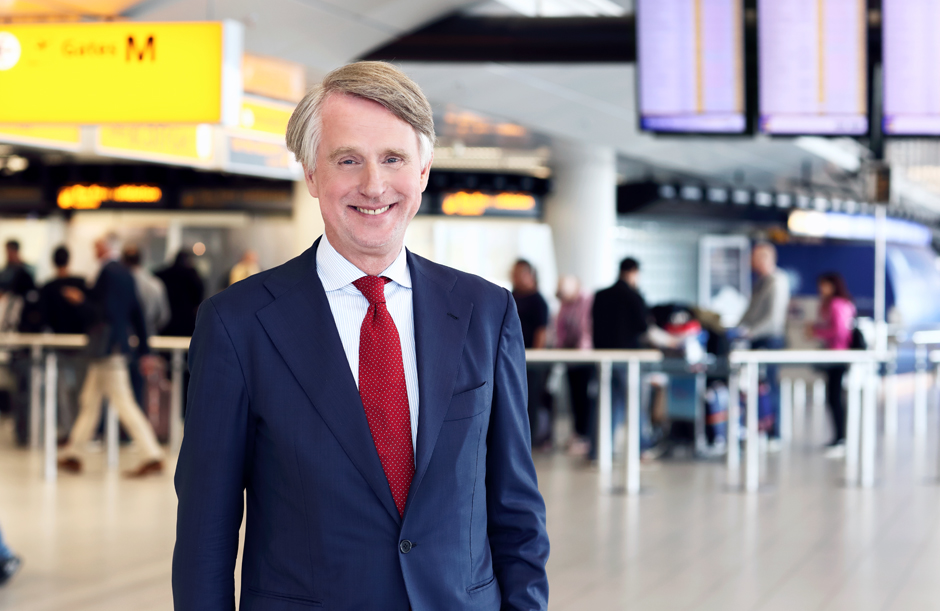 Dick Benschop - Chief Executive Officer (CEO) Schiphol