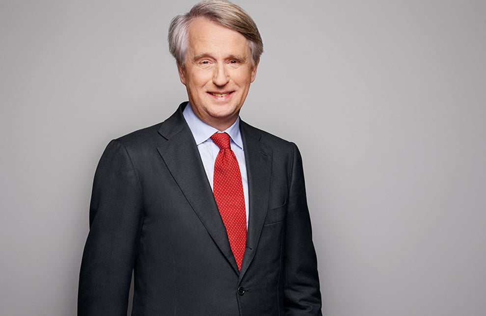 Dick Benschop - Chief Executive Officer (CEO) Schiphol