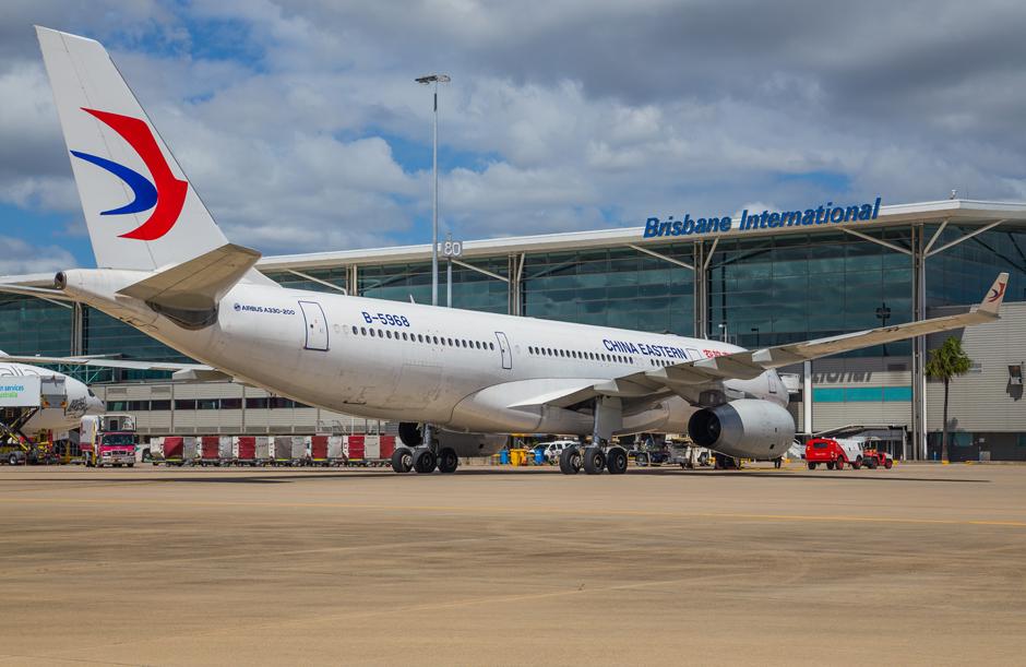 Brisbane-International-Airport