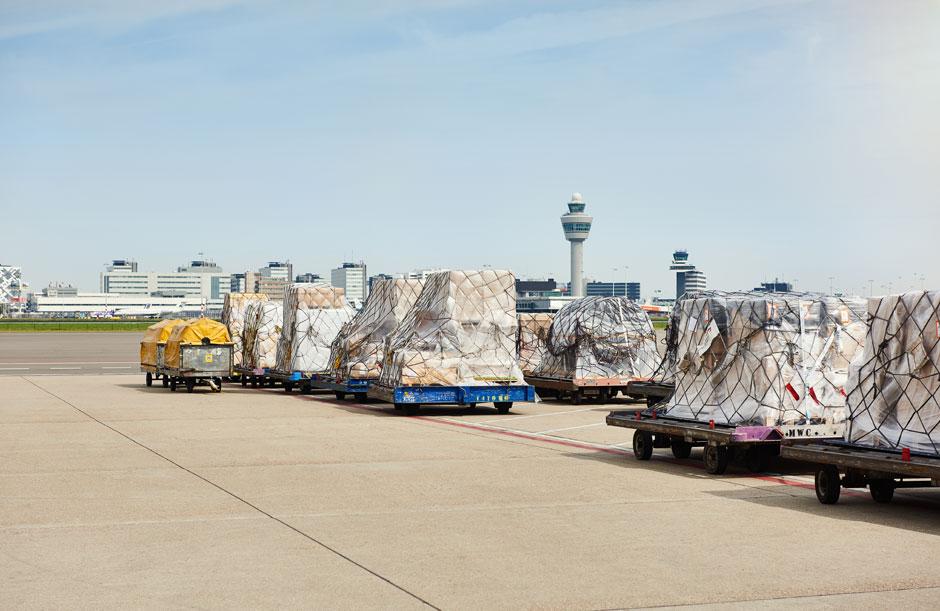 China-EU trade lane pilot boosts trade between China and Schiphol