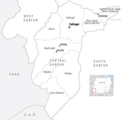 Central Darfur