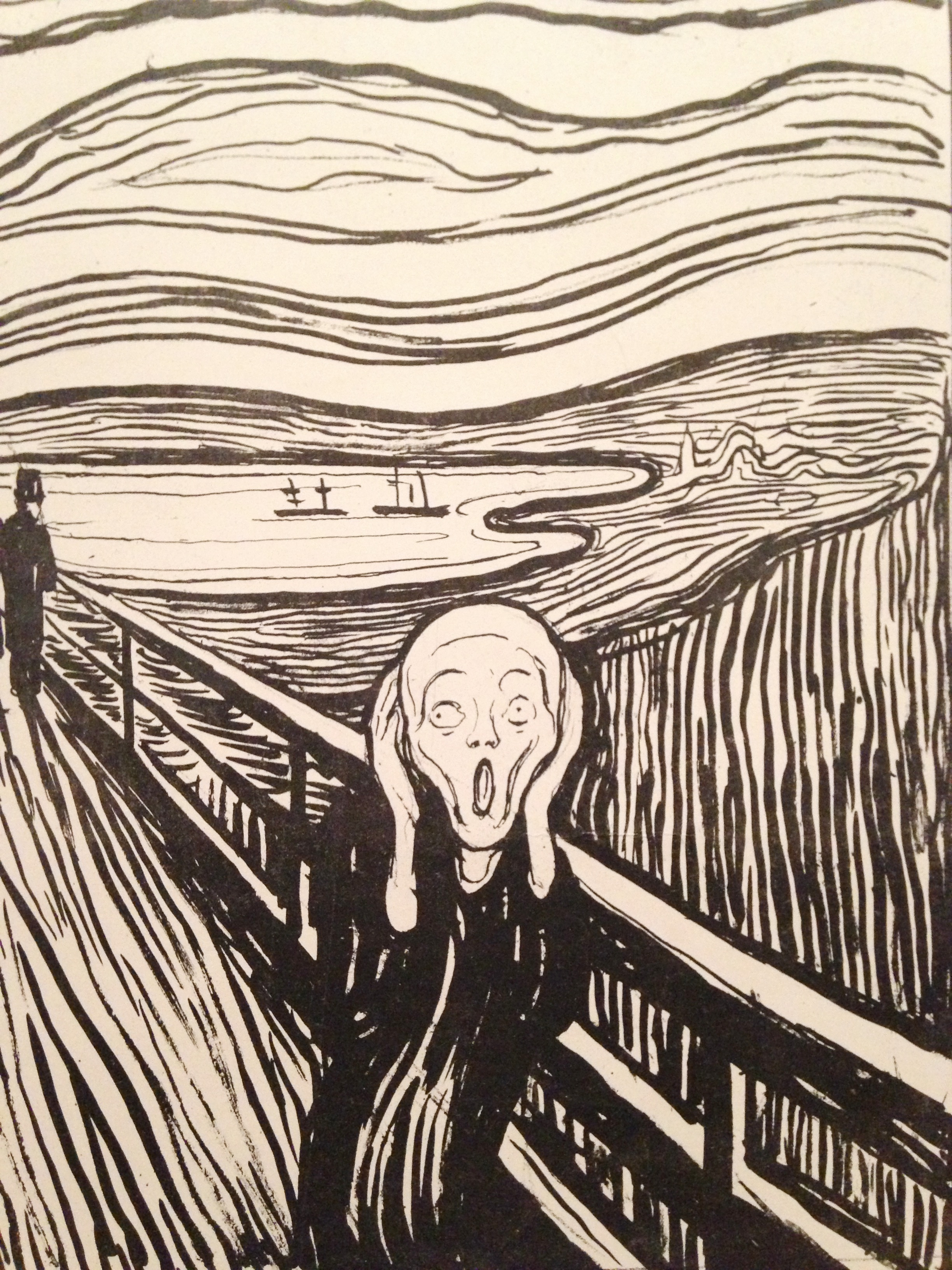 Edvard Munch- The Scream (1895, signed 1896) (8477718108)