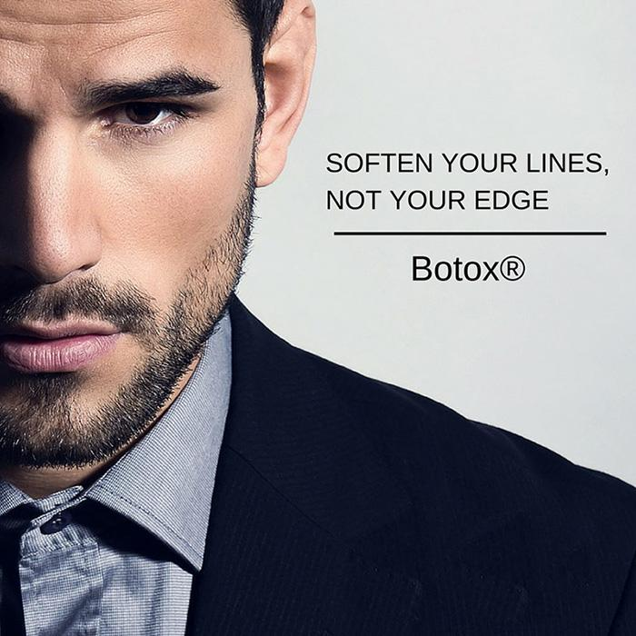 Brotox for men