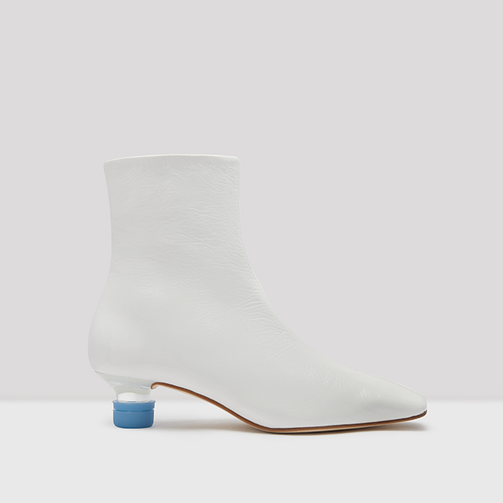 Patent Leather Boots // Miista Shoes