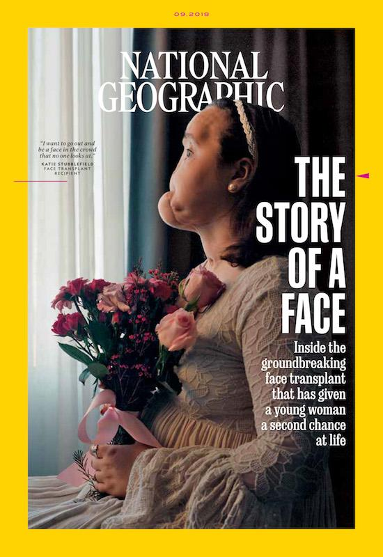 Katie Nat Geo cover