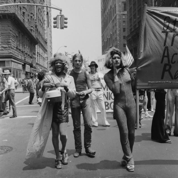 Marsha-P.-Johnson-and-Sylvia-Rivera-at-Gay-Pride-Parade-1973-Leonard-Fink