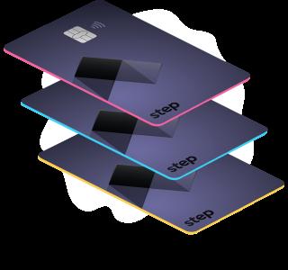 The Step Card