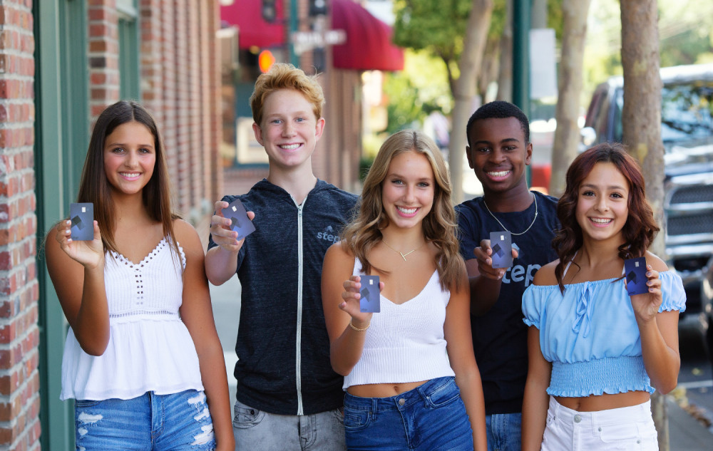 Teen banking app Step launches
