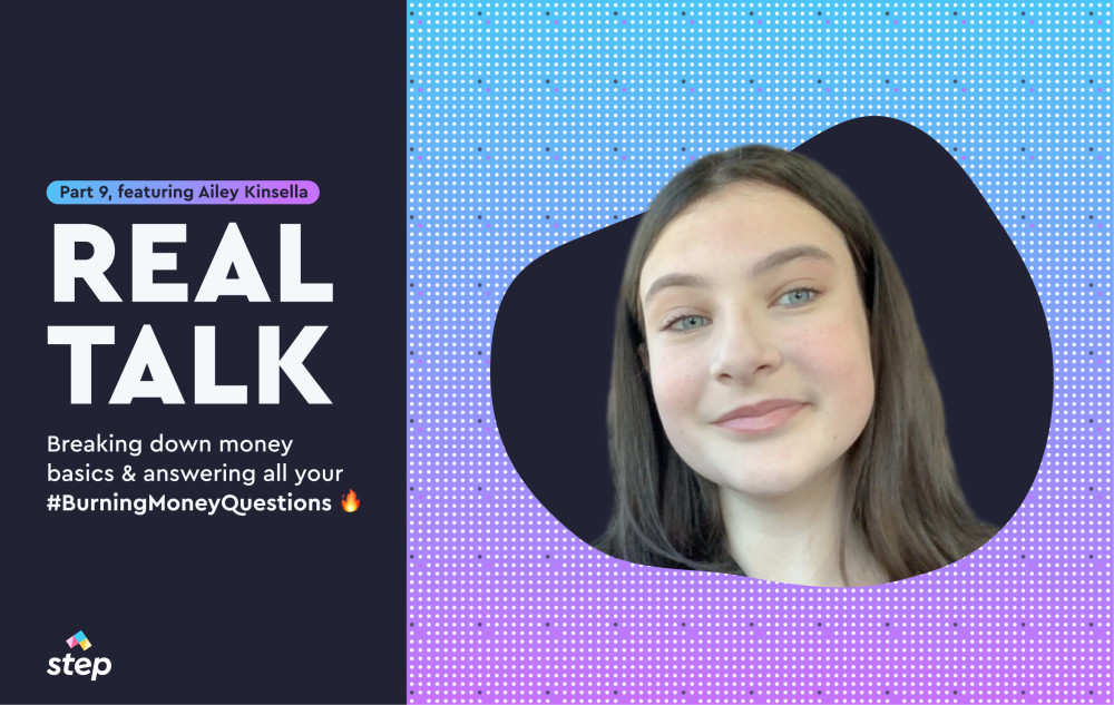 Real Talk: Part 9, featuring Ailey Kinsella