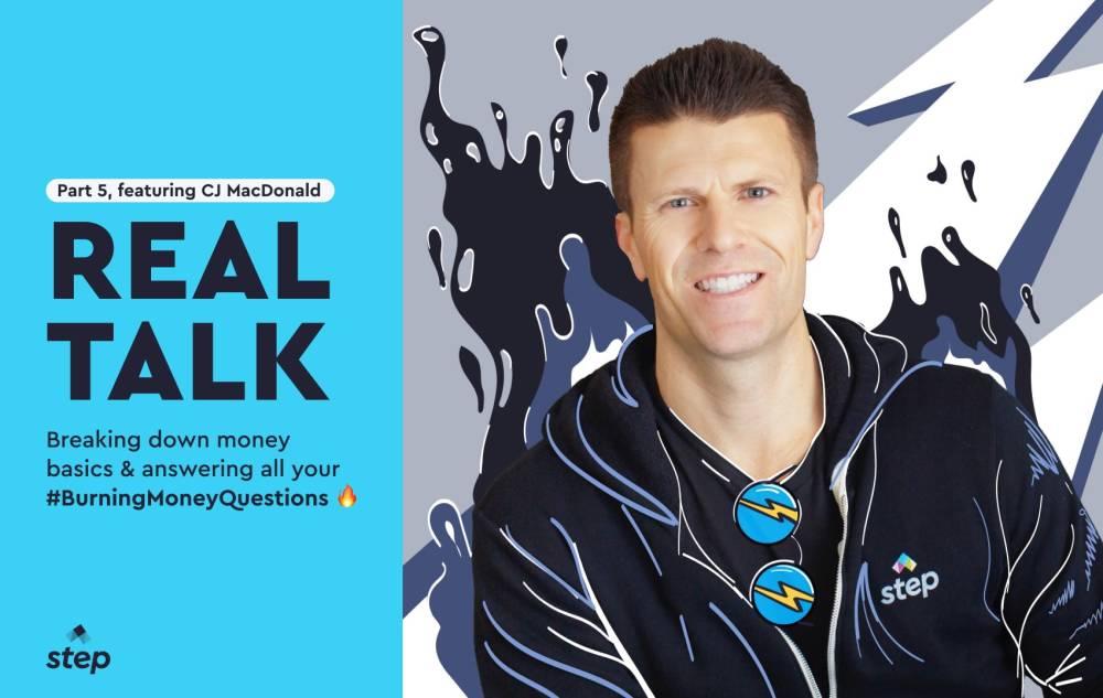 Real Talk: Part 5, featuring CJ MacDonald