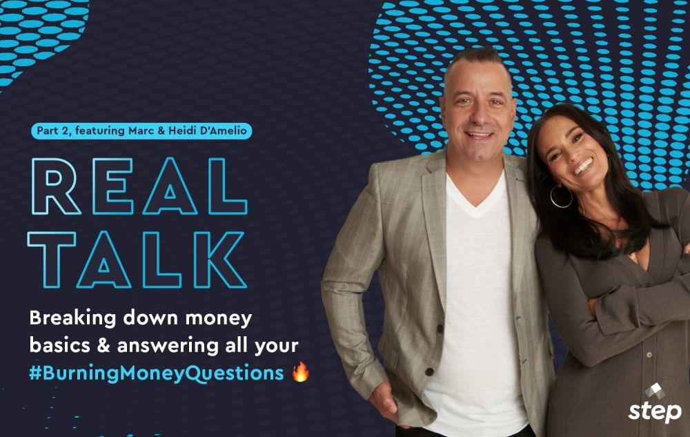 Real Talk: Part 2, featuring Marc & Heidi D'Amelio