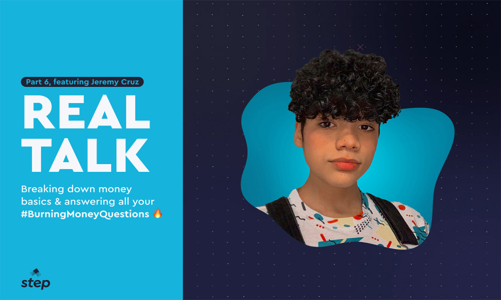 Real Talk: Part 6, featuring Jeremy Cruz