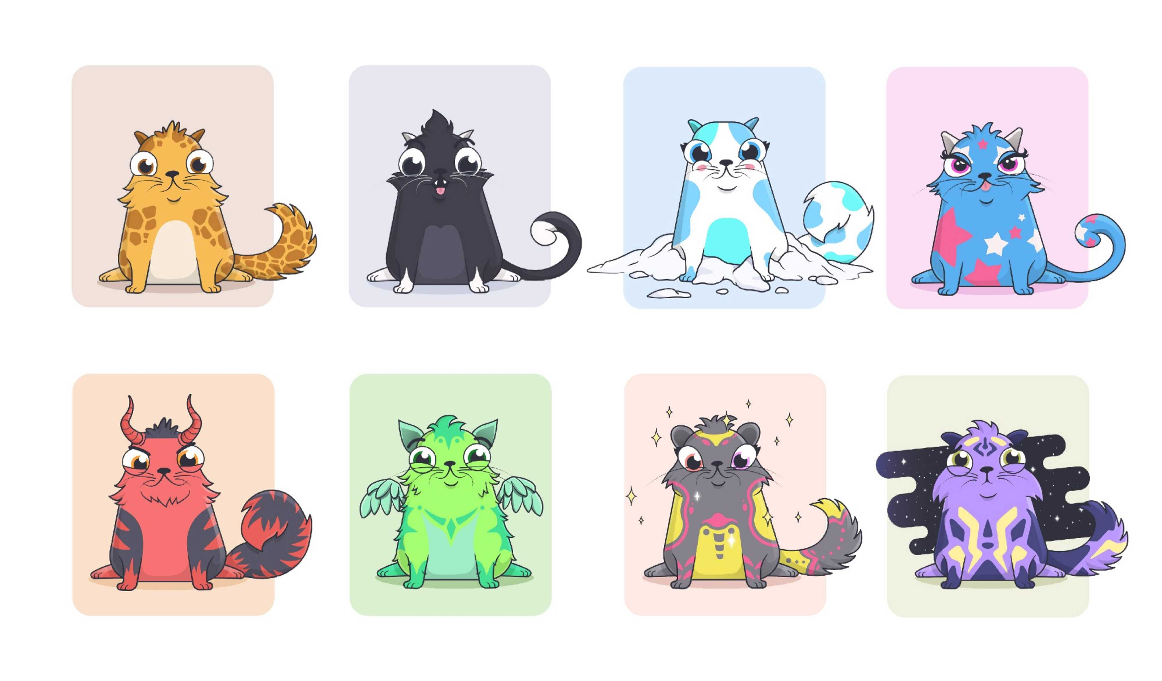 Will you be the first to breed these imaginary CryptoKitties? - CryptoKitties Blog
