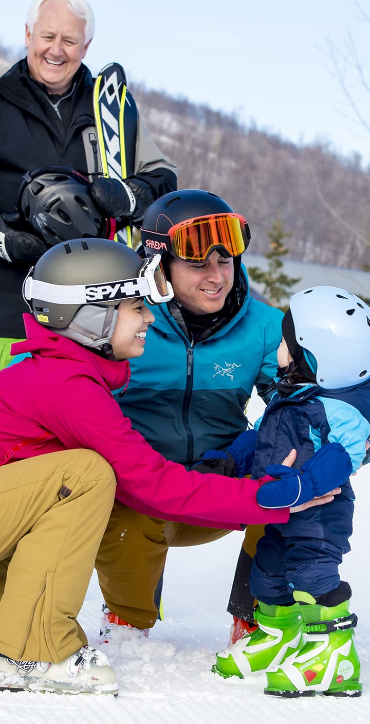 Blue Mountain Family Ski
