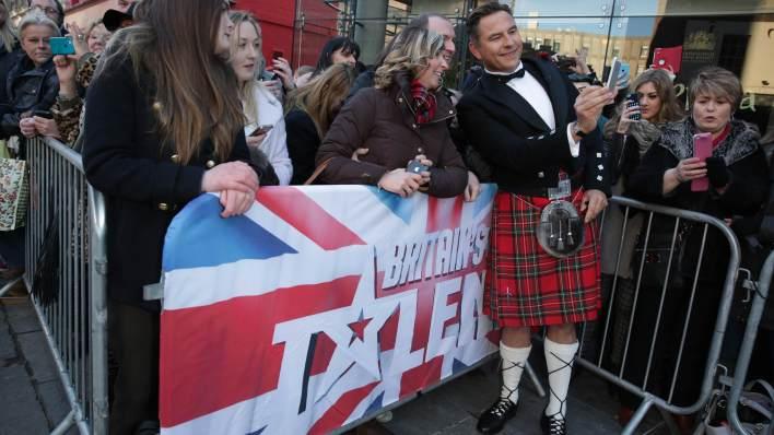 David Walliams, BGT, ITV