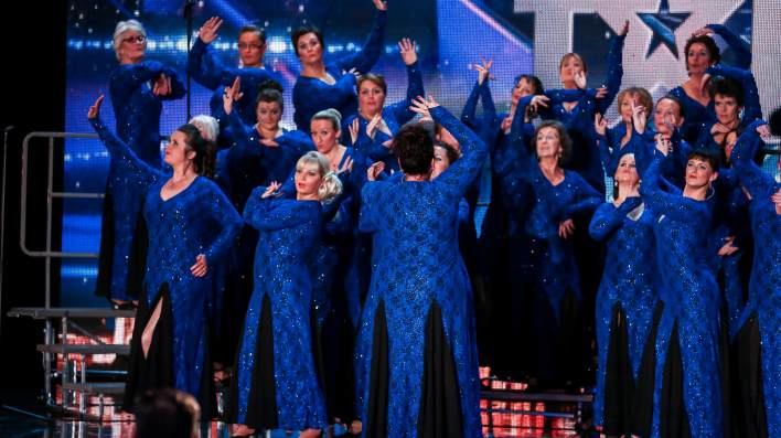 The Affinity Show Choir - ITV - BGT