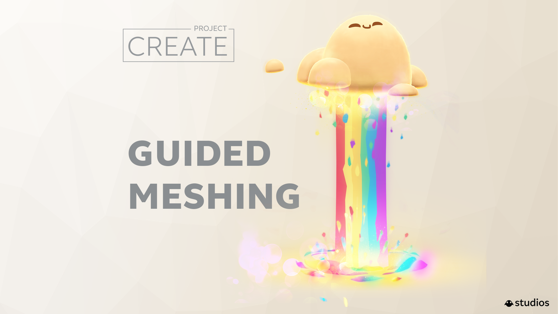Guided Meshing in Create on Magic Leap One