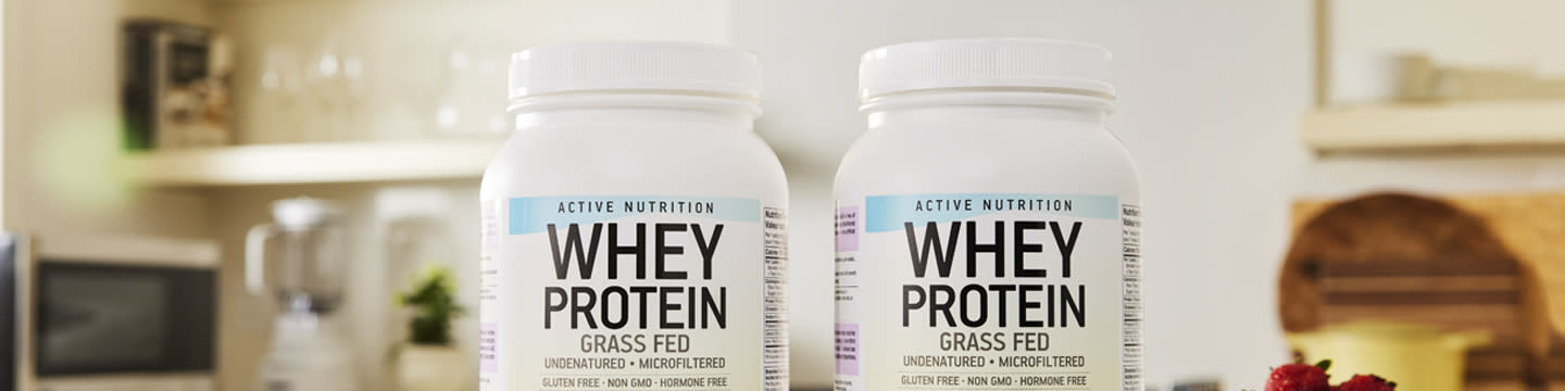 Whey Protein products