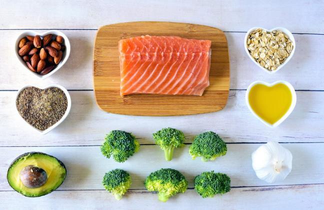 Les aliments bons pour le cœur