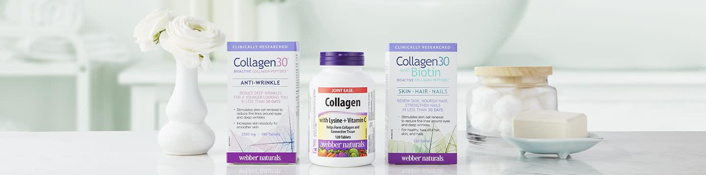 Collagen banner