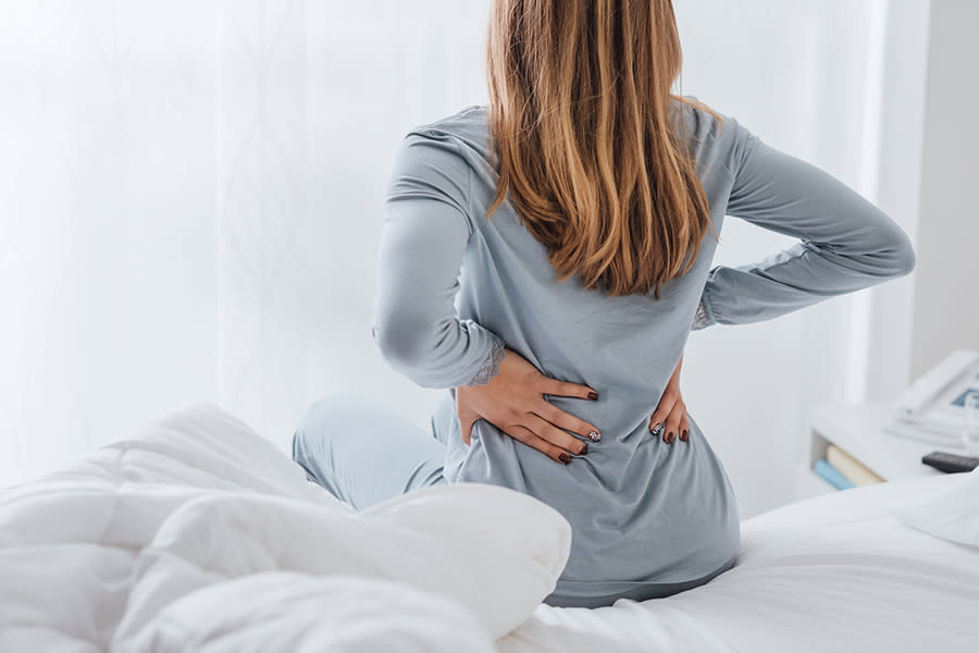 Exercises & Natural Relief for Lower Back Pain