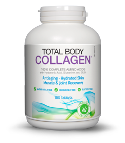 Experience the total body benefits of Total Body Collagen