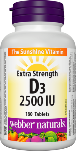 Extra Strength D3