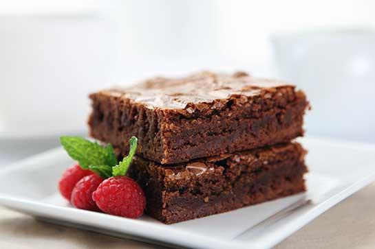 Chocolate Raspberry Brownie Bites Recipe