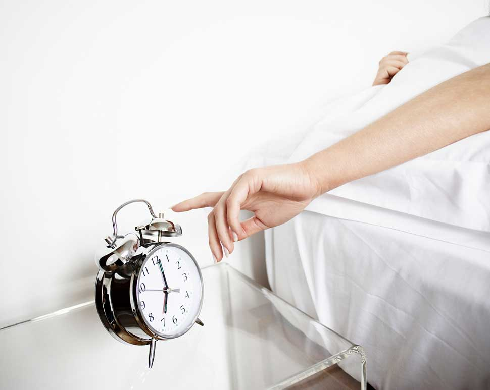 The Science of Insomnia