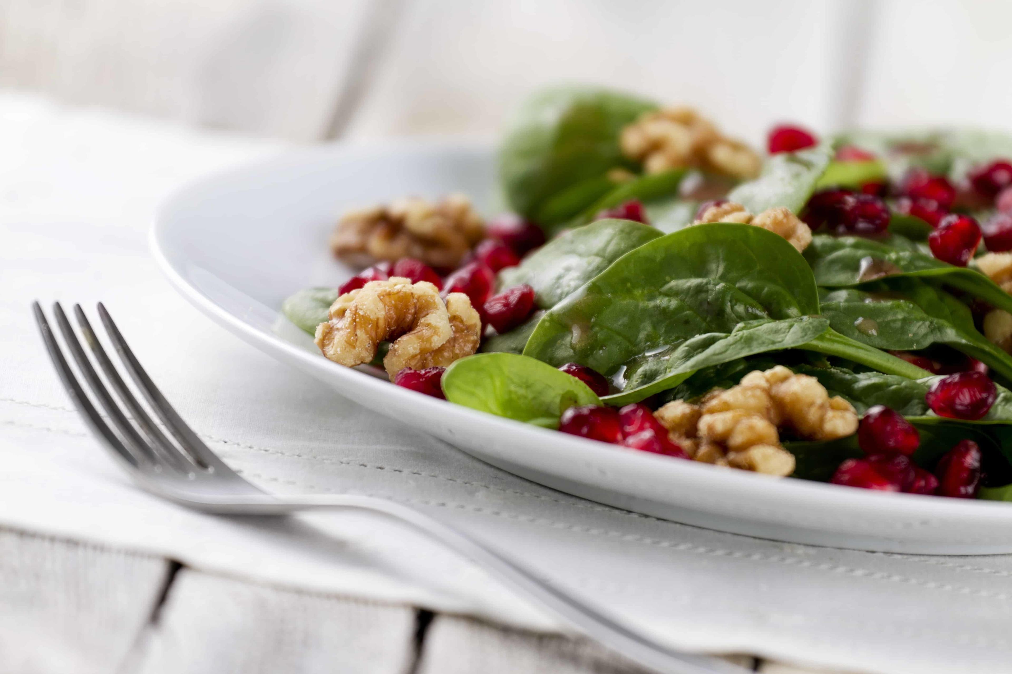 Quinoa Pomegranate Salad Recipe
