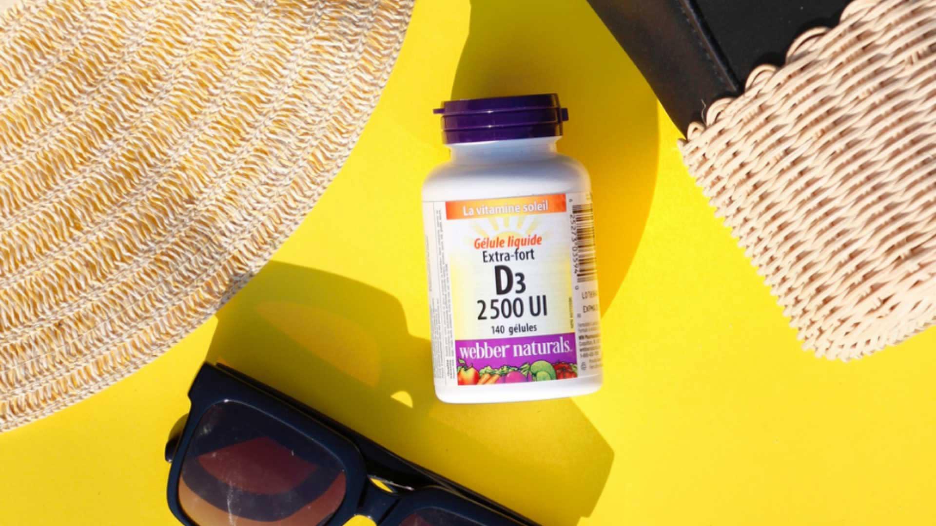 Faut-il vraiment prendre des suppléments de vitamine D en été ?