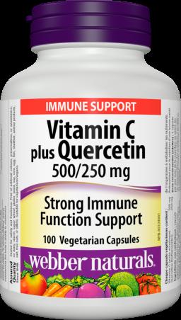Vitamin C Plus Quercetin