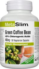 MetaSlim® Green Coffee Bean 45% Chlorogenic Acids