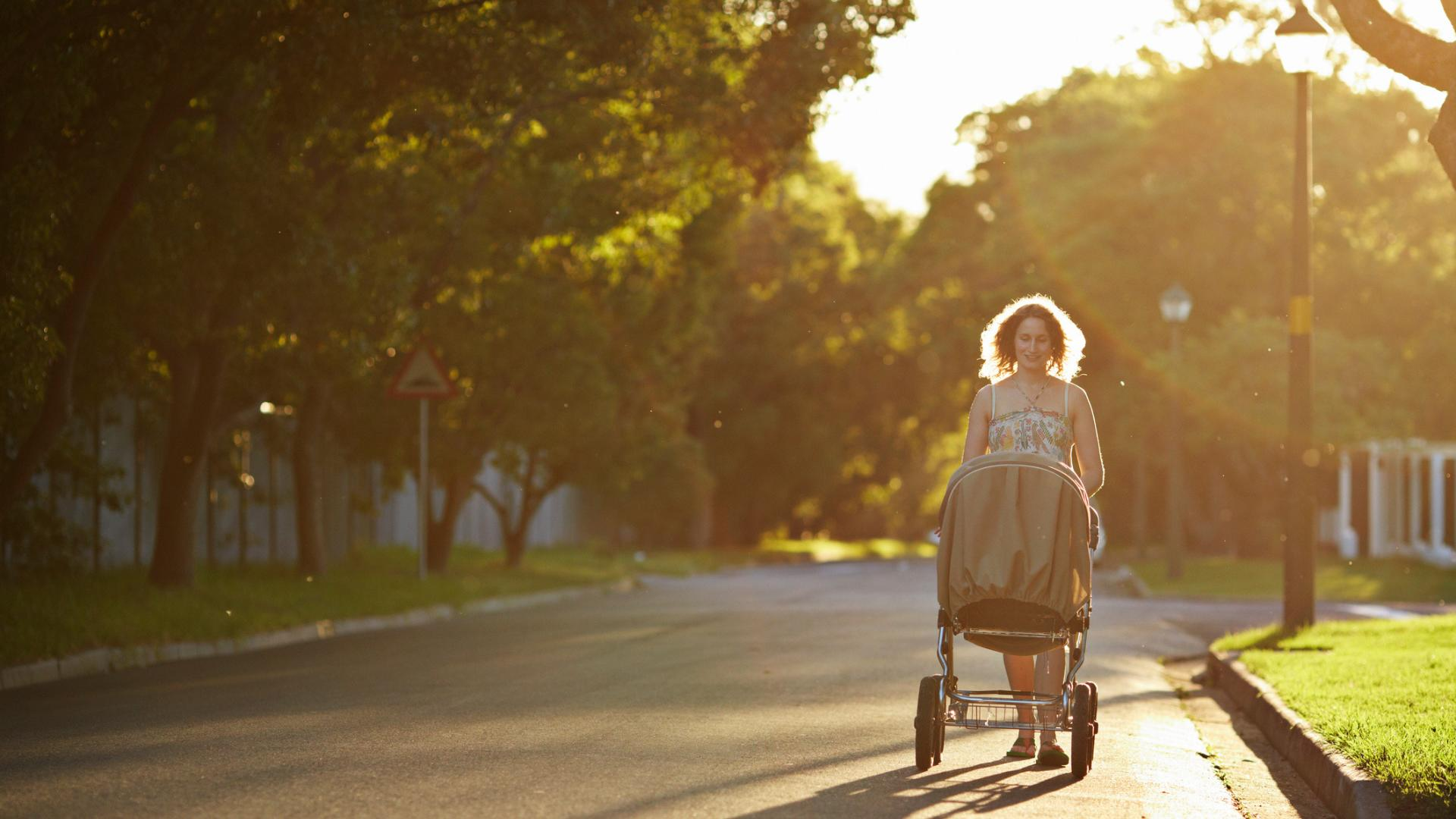 Walking to prevent joint pain