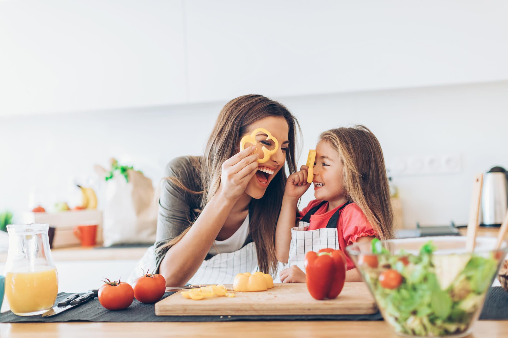 Comment enseigner la nutrition à vos enfants