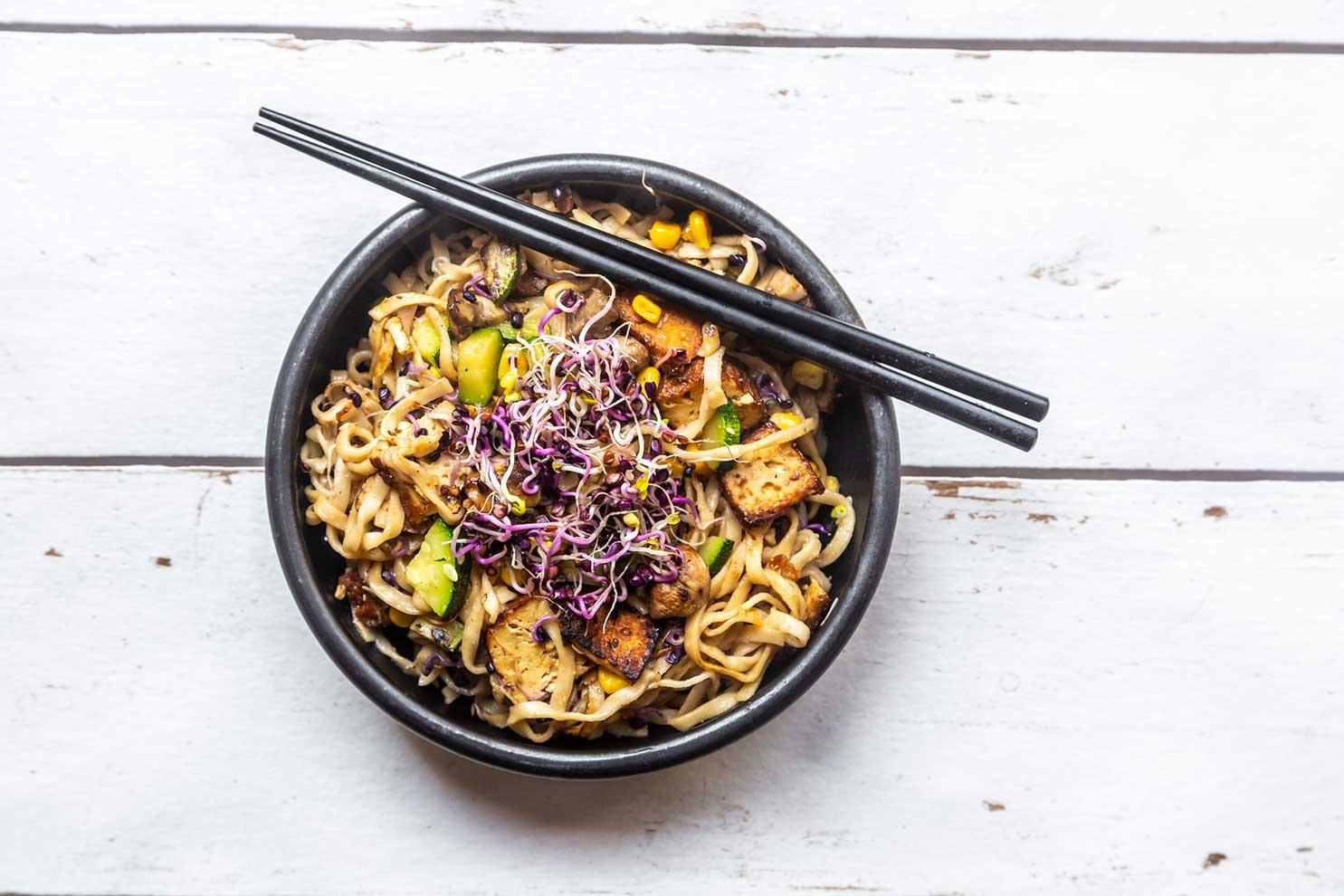 Tan Tan Noodles Recipe