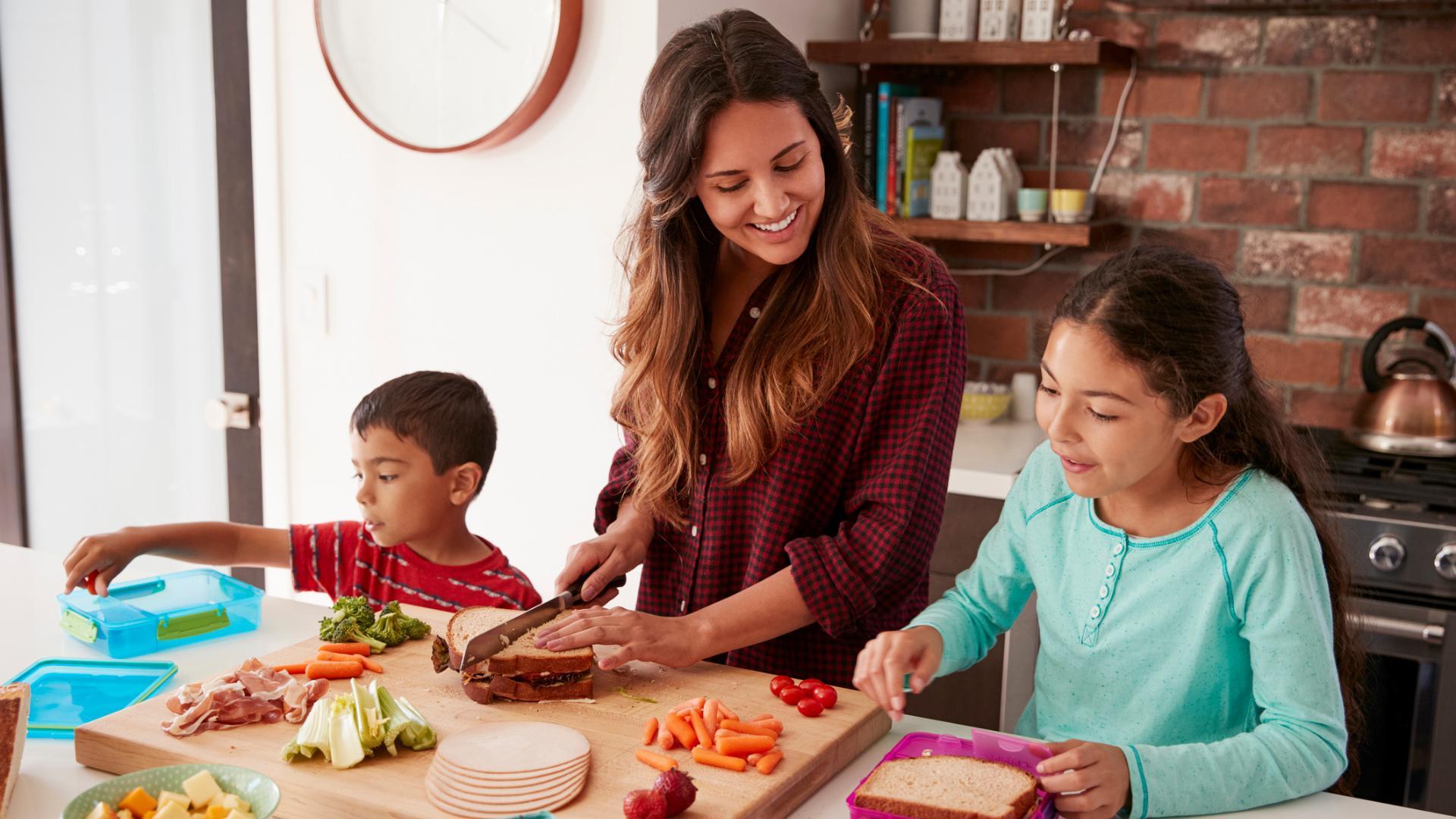 Créer de saines habitudes alimentaires chez vos enfants – Partie 1 : Nutrition