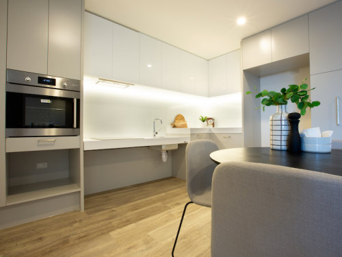 image of an accessible kitchen