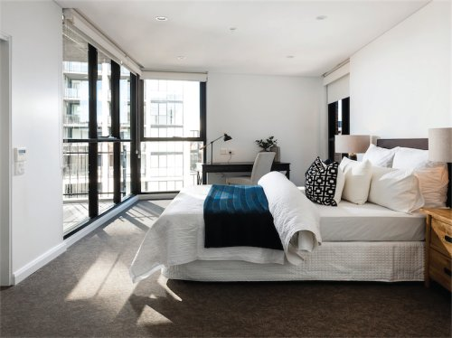 image of accessible bedroom