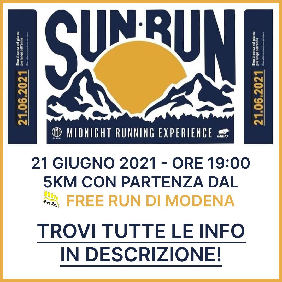 Sun Run Modena