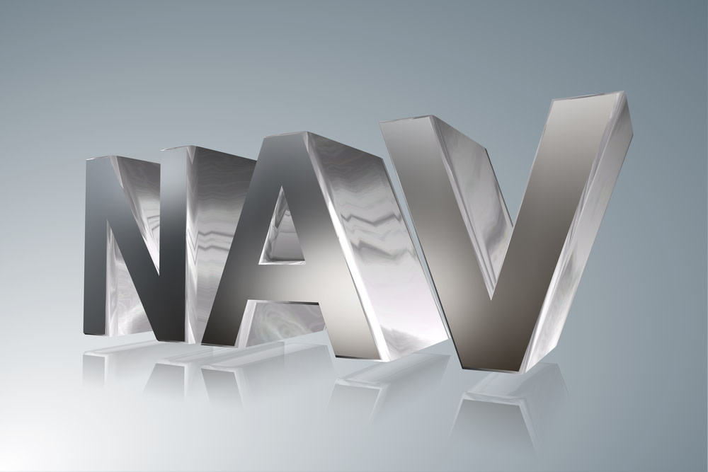 nav in capital letters