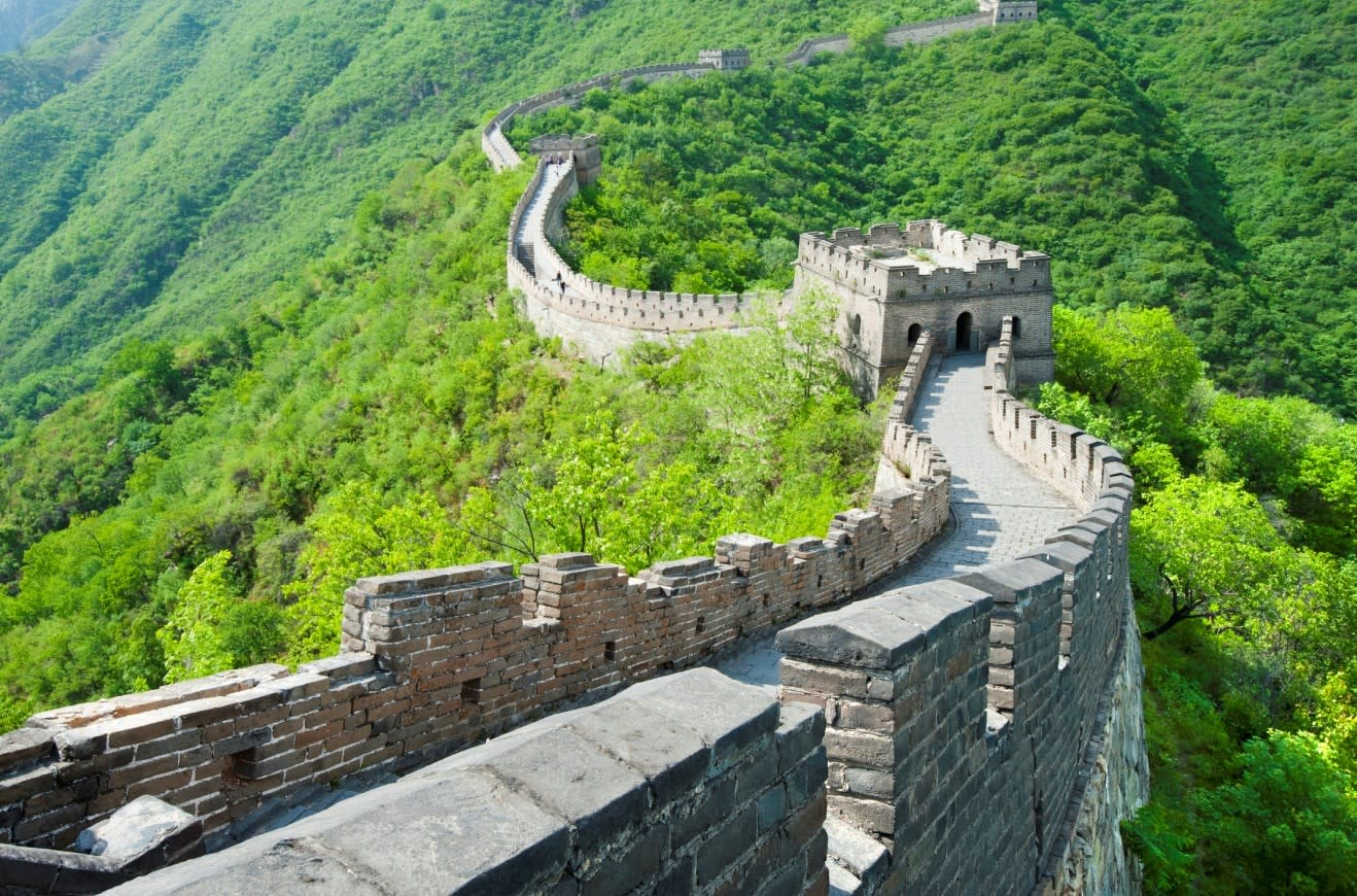 Great Wall of China, emerging markets