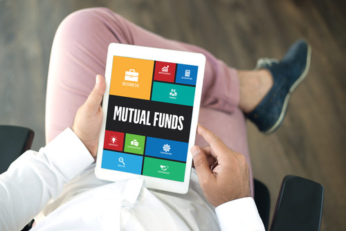 Mutual Funds on Ipad