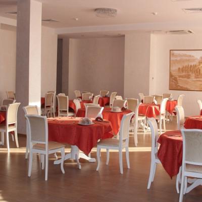Санаторий МЧС обеденный зал